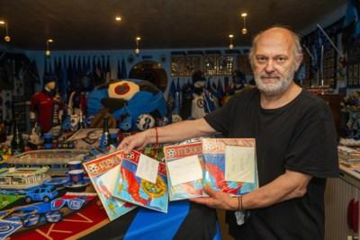 """Verkoop van Panini gehalveerd, maar Karel houdt imperium recht: """"Al 500.000 euro spaargeld geïnvesteerd in 3 miljoen stickers"""""""