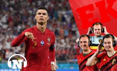 """SJOTCAST EK #13. """"Liever nog geen Portugal? Onzin, als je het toernooi wil winnen, doe het dan tot aan de finale met glans"""""""