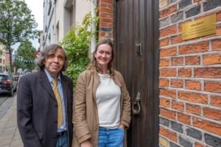 Ann Christy krijgt gedenkplaat (en rozen) in Berchem