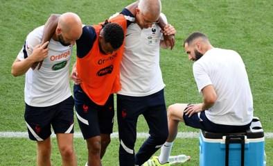 Lichte paniek bij Frankrijk: EK-favorieten kampen met ware blessuregolf, Franse doelman doet ploegmakker pijn