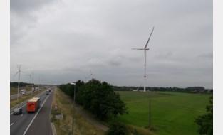Nieuwe windturbine Brecht klaar om te proefdraaien en vanaf oktober groene stroom te leveren aan 2.500 gezinnen