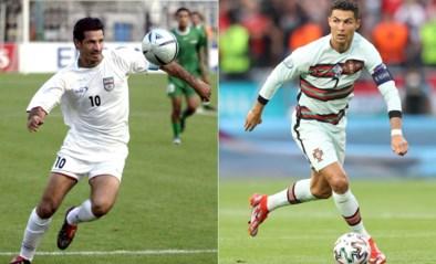 EK LIVE. Ali Daei feliciteert Cristiano Ronaldo met evenaring record, Benzema verkozen tot 'Man van de Match'