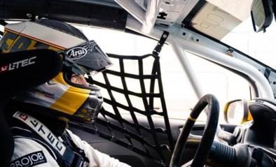 Junior Planckaert wordt rallypiloot