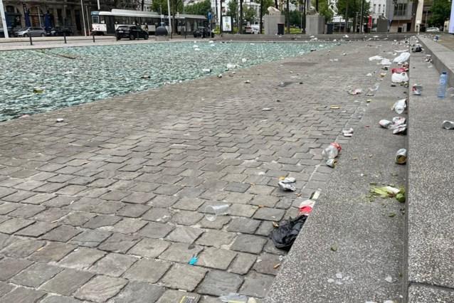 District wil meer handhaving op 'openbare uitgaansplekken' zoals voor het KMSKA