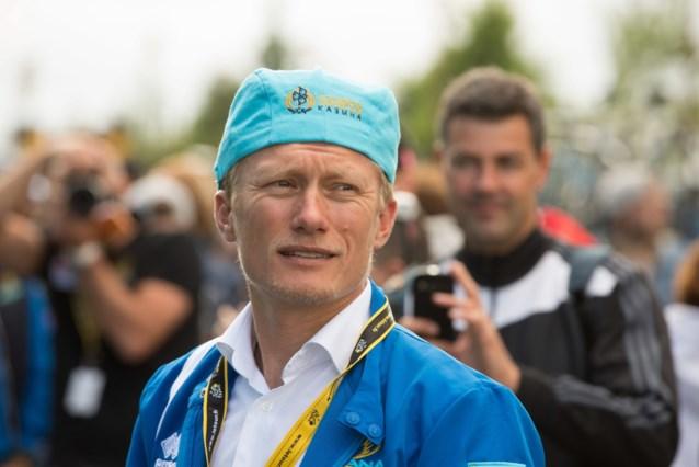 Einde van een tijdperk: Astana-Premier Tech schuift teammanager Alexander Vinokourov aan de kant