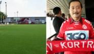 Nieuw oefencomplex voor KV Kortrijk is een feit: eigenaar Tan staat borg voor de helft van de kosten