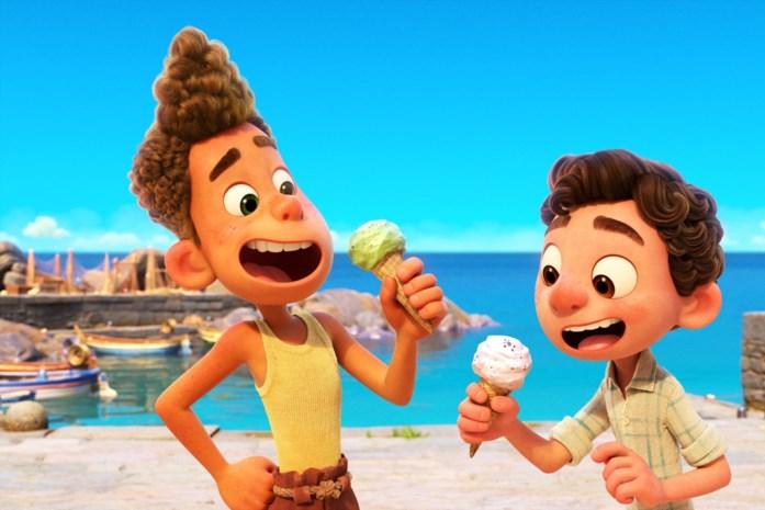 RECENSIE. 'Luca' op Disney : Onschuldig zomers pleziertje ***