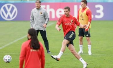 RODE DUIVELS LIVE. Meer dan duizend Belgische fans in Sevilla, training verlaat wegens Spaanse hitte
