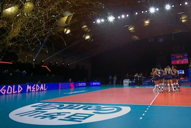 Nations League volleybal: vrouwen Verenigde Staten verlengen hun titel na nieuwe winst tegen Brazilië