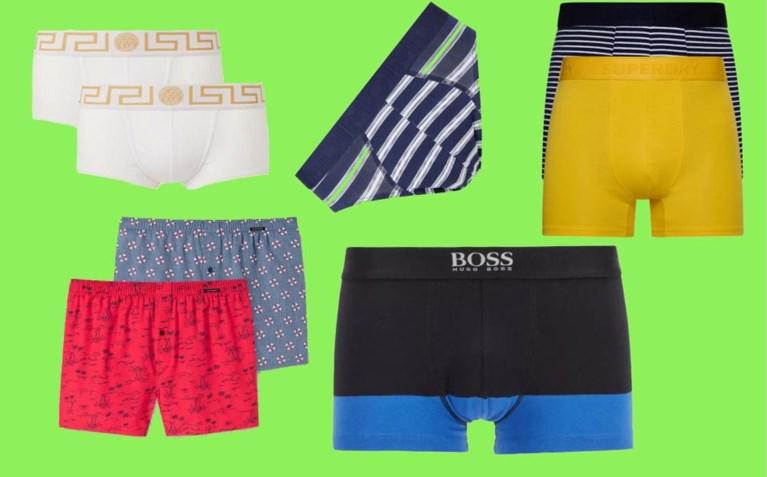 Lukaku in ondergoed op cover Vogue: dit zijn de modetrends in mannenondergoed