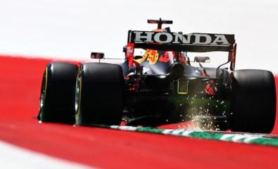 Max Verstappen zet Mercedes in Oostenrijk meteen onder druk met snelste tijd