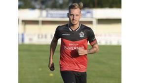 """Kyan Van Impe zet tijdelijk een stap terug: """"Ik was geen titularis meer en wil nu vooral veel spelen"""""""