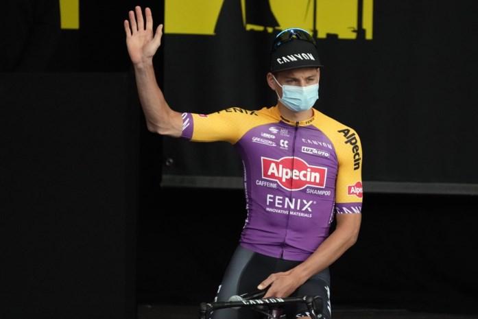 """Van Parijs naar Tokio, maar hoe wil Mathieu van der Poel nog energie overhouden voor de Spelen? """"We gaan de Tour zo goed mogelijk plannen"""""""