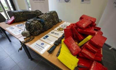 10 miljoen euro aan cocaïne ontdekt in onderzeese openingen van fruitsaptanker in haven van Gent
