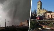 Zeker vijf doden en meer dan 150 gewonden na verwoestende tornado in Tsjechië