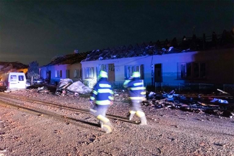 Minstens vijf doden door verwoestende windhoos in Tsjechië