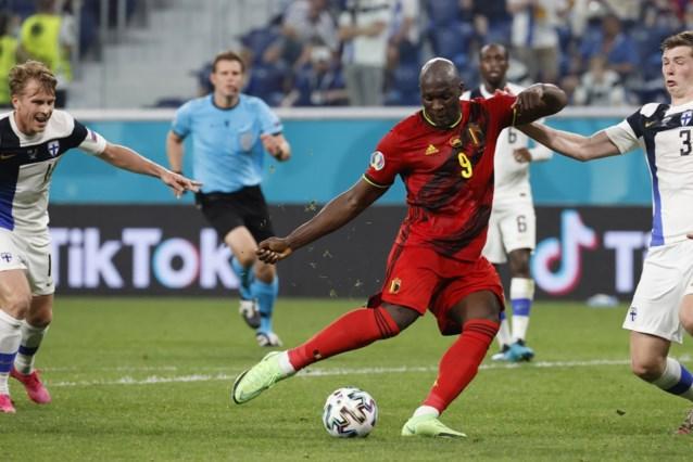 Portugal beeft voor Romelu Lukaku: training staat vooral in teken van recuperatie