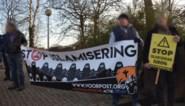"""Leden Voorpost in beroep tegen veroordeling wegens spandoek 'Stop Islamisering': """"Vonnis uit ivoren toren"""""""
