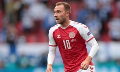 """Christian Eriksen bracht emotioneel bezoek aan Deense ploegmakkers na hartstilstand: """"Ze hebben hem héél hard geknuffeld"""""""