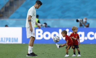 """Alvaro Morata krijgt bedreigingen na gemiste kansen op EK en interview: """"Ze roepen zelfs dat ze hopen dat mijn kinderen sterven"""""""