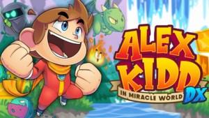 RECENSIE. 'Alex Kidd in miracle world DX': Een jongetje van 35 ***