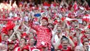 Ook bij Deense voetbalfans coronabesmettingen met deltavariant vastgesteld
