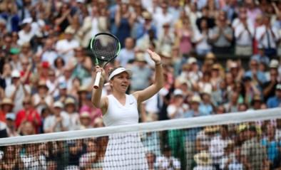 """Simona Halep kan titel niet verdedigen op Wimbledon, vrouwentoernooi volledig onthoofd: """"Ik heb alles gegeven"""""""
