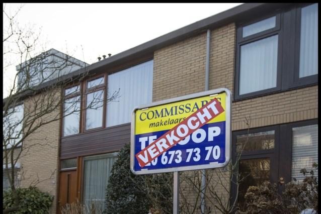 Centrale bank ziet Nederlandse woningen dit jaar 10 procent duurder worden