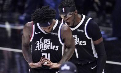 Je bent er nooit klaar mee: Clippers brengen terug spanning in NBA play-offs