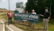 """PvdA voert actie in Maasmechelen: """"Betaalbaar wonen, maak daar prestigeproject van"""""""