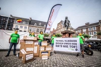 """Ook in Vlaanderen groeit het protest tegen komst Alibaba naar Luik: """"Jobs mogen niet ten kosten gaan van nachtrust"""""""