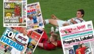 """Buitenlandse media zien Rode Duivels """"kenmerken van een kampioen"""" vertonen, maar: """"Wat was kost van kwalificatie?"""""""
