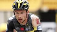 Pech voor Primoz Roglic: valpartij en tijdverlies, maar gelukkig geen breuken, ook andere renners delen in malaise