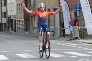 "Joes Oosterlinck sterkste in Wemmel: ""We dubbelden het peloton"""