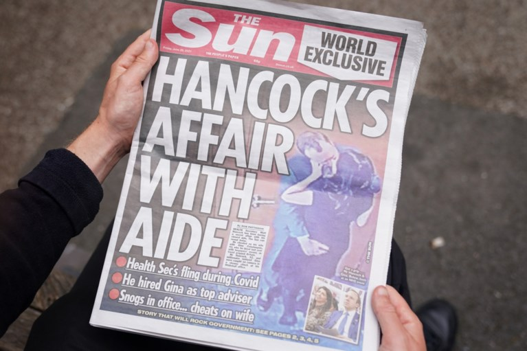 Perkembangan baru dalam skandal seputar kasus mantan Menteri Kesehatan Inggris Matt Hancock