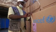 Ethiopische leger vernielt materiaal van Unicef