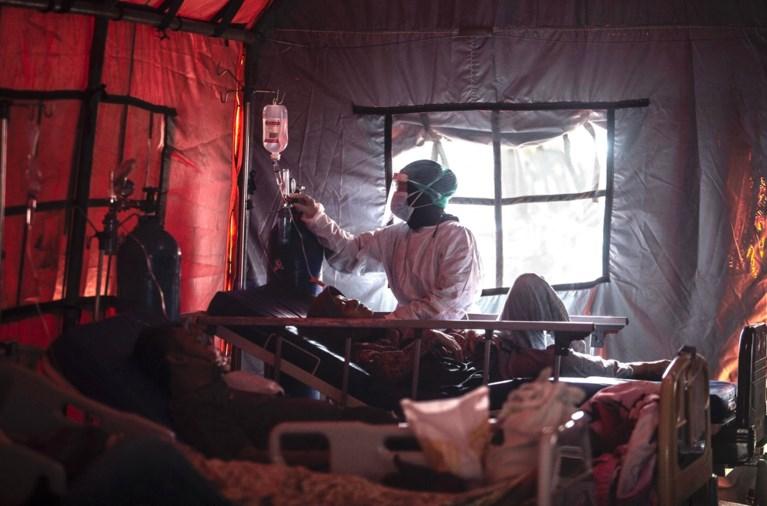 Negara kembali dikunci: Palang Merah peringatkan bencana di Indonesia