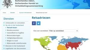 Waar kan ik informatie vinden over de regels van bestemmingen binnen en buiten Europa?