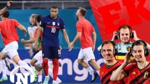 """SJOTCAST EK #18. """"Adieu, Frankrijk. Groetjes van de Belgische dikke nekken"""""""
