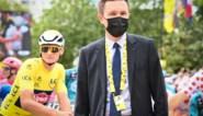 """Opmerkelijke reactie van UCI-voorzitter na valpartijen in Tour: """"Dat er doden gaan vallen? Wielrennen is wielrennen"""""""