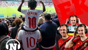 """SJOTCAST EK #19. """"Raheem Sterling heeft zijn land nog maar eens gered. Tijd dat Engeland hem eindelijk in de armen sluit"""""""