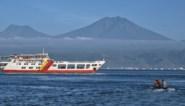 Ferry kapseist bij Bali: 7 doden en 11 vermisten