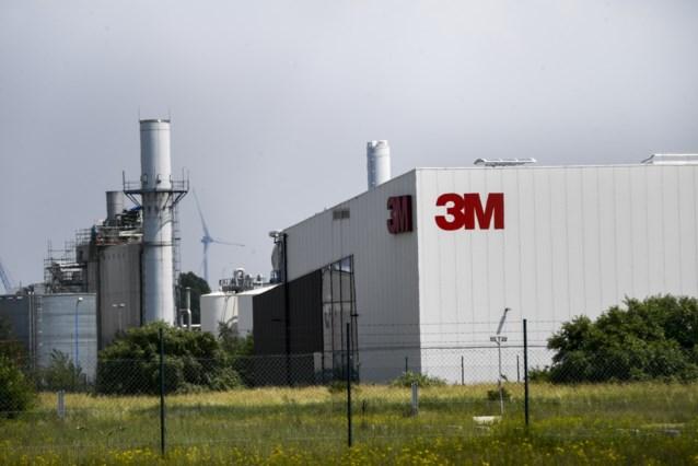 """Directeur van 3M over PFOS-vervuiling: """"Mogelijk ook verspreiding via de lucht"""""""
