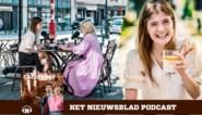 """PODCAST. Cafépraat met Eva De Roo: """"Ik heb mezelf zwaar in 't zak gezet eigenlijk. Te veel plezier gemaakt"""""""
