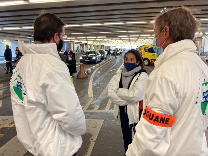 Hari pertama liburan musim panas: menunggu hingga satu jam karena aksi serikat pekerja di Bandara Brussel