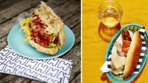 Simpel of mag het toch wat meer zijn? Twee recepten van Peter De Clercq voor heerlijke hotdogs