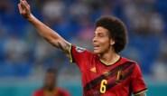 """Axel Witsel is op zijn hoede voor Italië: """"Ik ga misschien meer verdedigend spelen"""""""