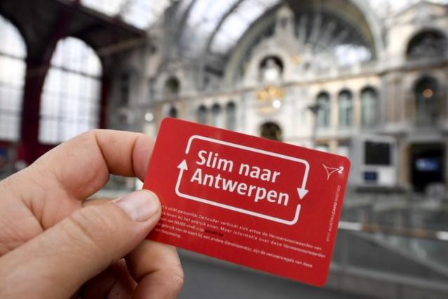 City Pass in Antwerpen en Gent wordt amper gebruikt