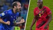 Drie duels in het duel tussen België en Italië: op het scherpst van de snee