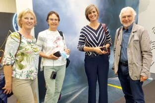 Hagelandse weerfotografen te gast op vooropening expo 'Meer Weer' in Oostende